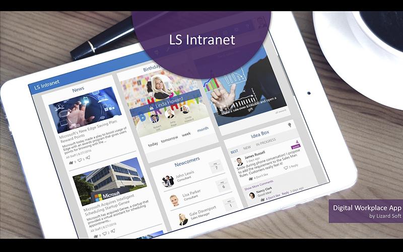 LS Intranet Project